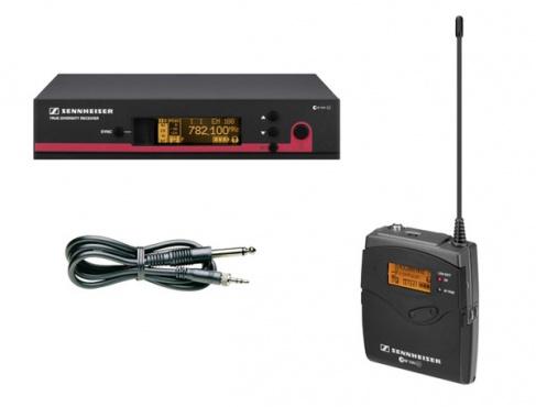 Инструментальная радиосистема SENNHEISER EW 172-G3-B-X