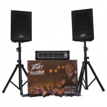 Акустичекский комплект PEAVEY Audio Performer Pack